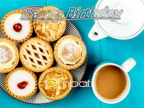 Happy Birthday Ompati