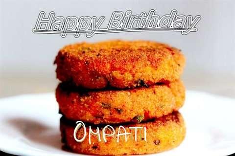 Ompati Cakes