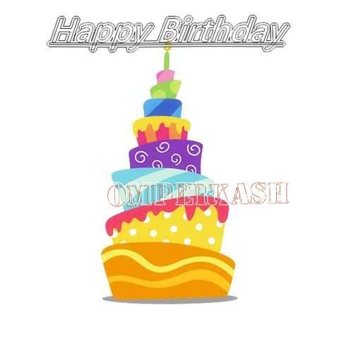 Omperkash Cakes