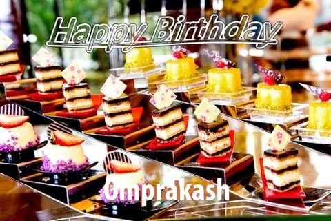 Birthday Images for Omprakash