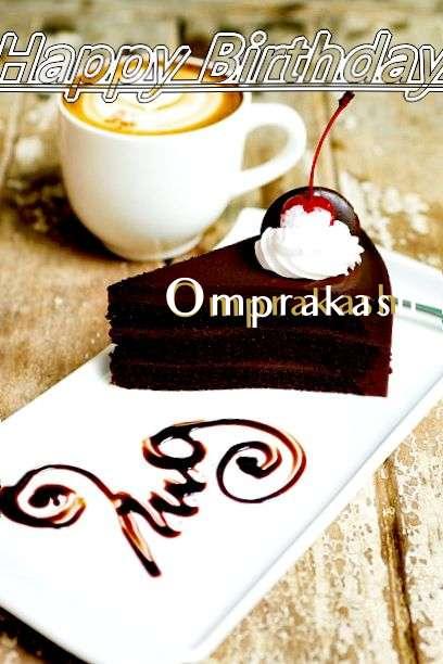 Omprakash Birthday Celebration