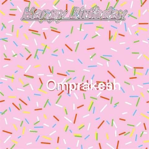 Omprakesh Cakes
