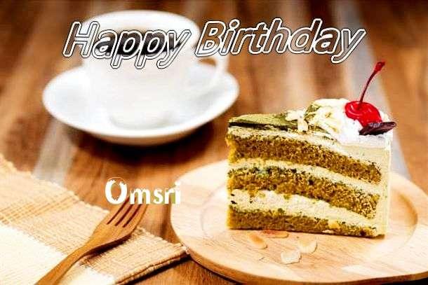 Happy Birthday Omsri