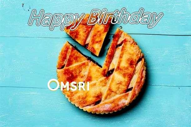 Omsri Birthday Celebration