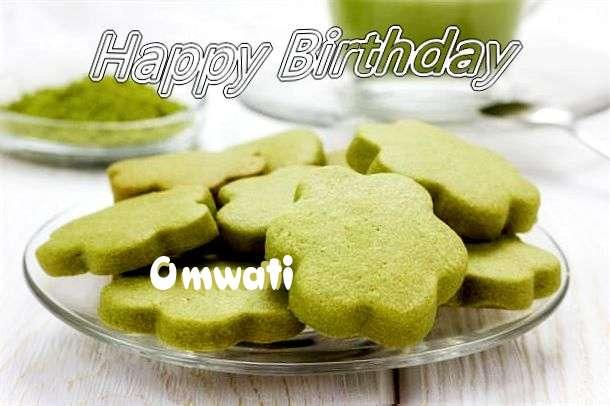 Happy Birthday Omwati