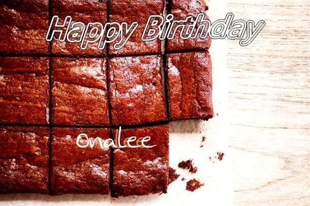 Happy Birthday Onalee