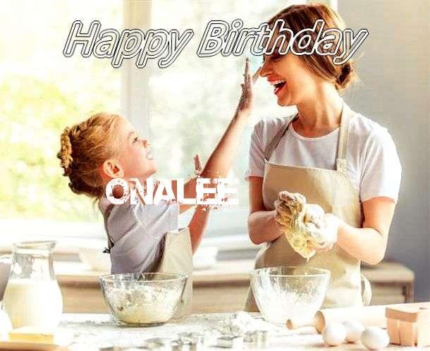 Onalee Birthday Celebration