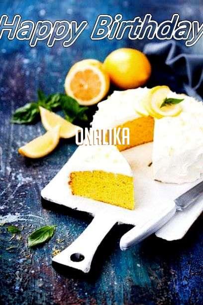 Birthday Wishes with Images of Onalika