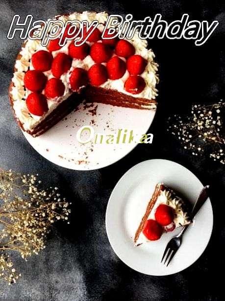 Happy Birthday to You Onalika