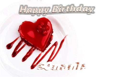 Happy Birthday Wishes for Onania