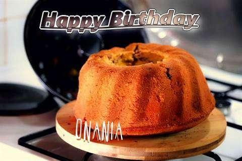 Onania Cakes