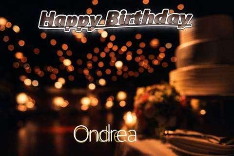 Ondrea Cakes
