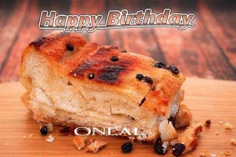 Oneal Birthday Celebration