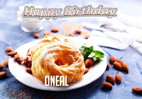 Oneal Cakes