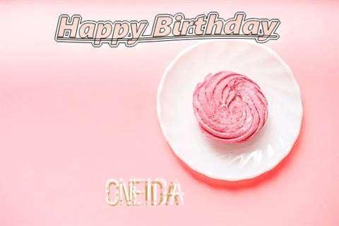 Wish Oneida