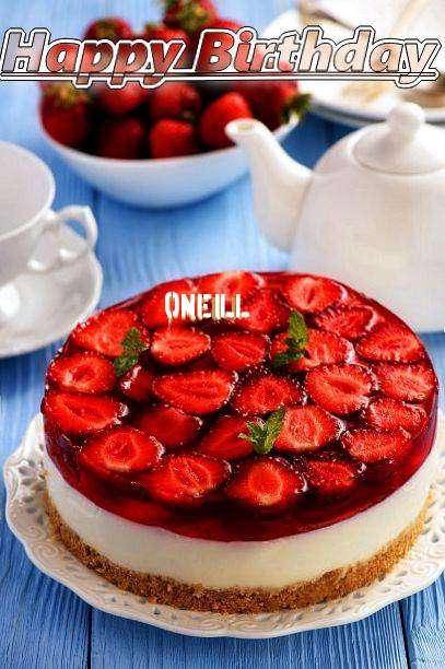 Wish Oneill