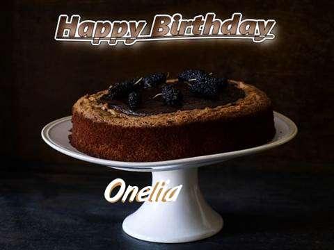 Onelia Birthday Celebration