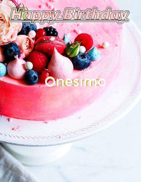 Wish Onesimo