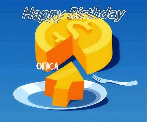 Onica Birthday Celebration
