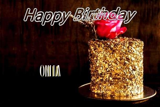 Onita Cakes