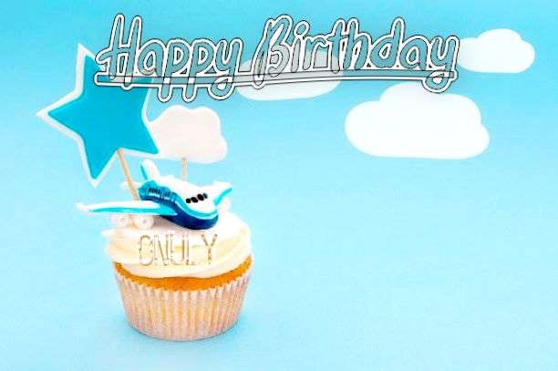 Happy Birthday to You Onuly