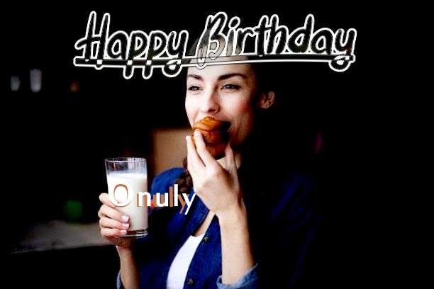 Happy Birthday Cake for Onuly