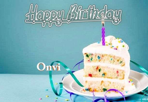 Birthday Images for Onvi