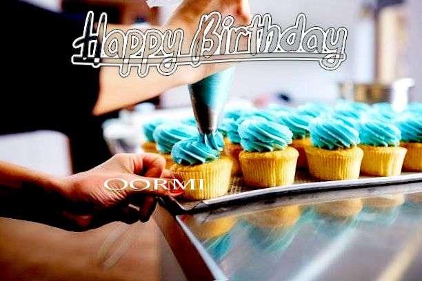 Oormi Cakes