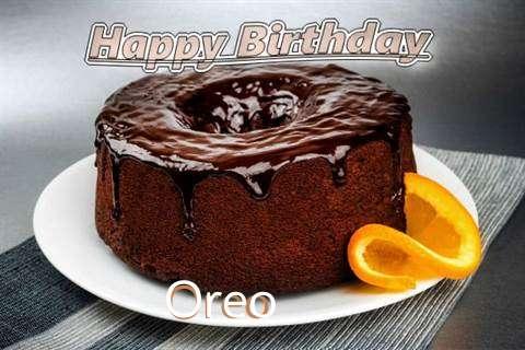 Wish Oreo