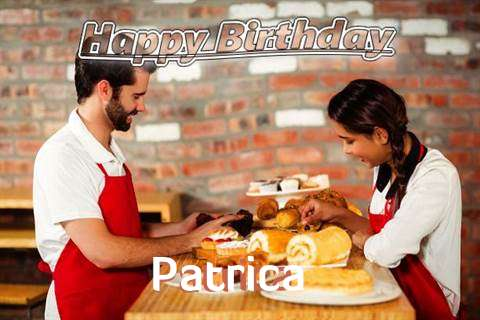 Birthday Images for Patrica