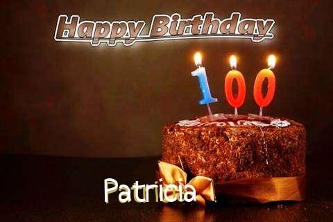 Patricia Birthday Celebration