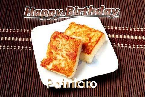 Birthday Images for Patricio