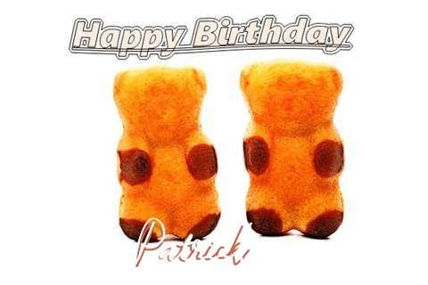 Wish Patrick