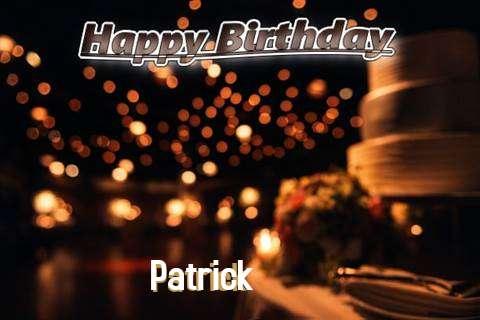 Patrick Cakes