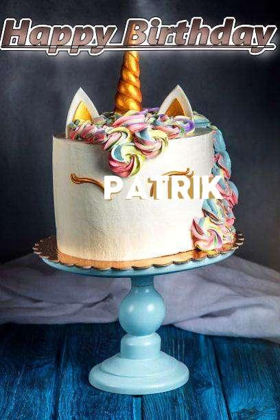 Wish Patrik