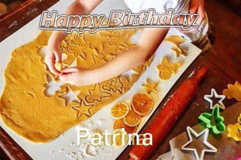 Patrina Birthday Celebration