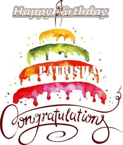 Birthday Images for Patrisha