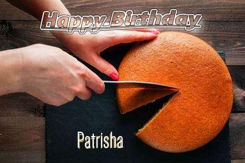 Happy Birthday to You Patrisha