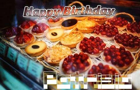 Happy Birthday Cake for Patrisia