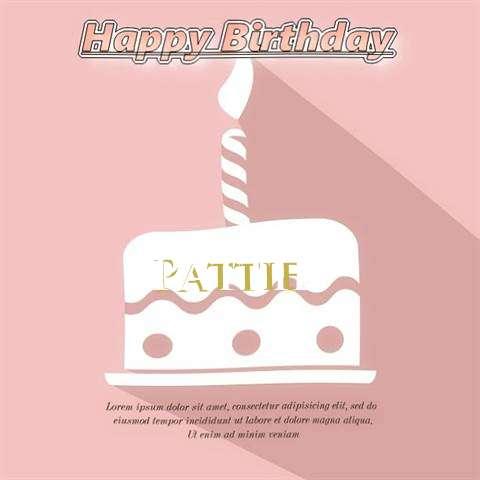 Happy Birthday Pattie