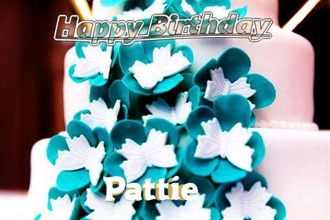 Birthday Wishes with Images of Pattie