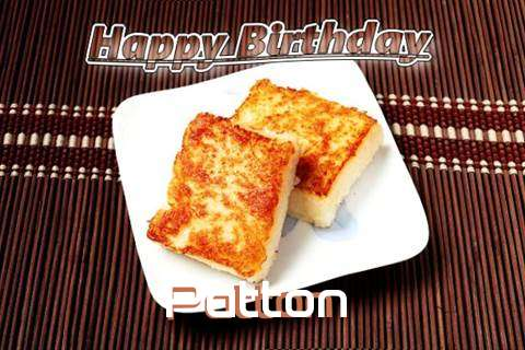 Birthday Images for Patton