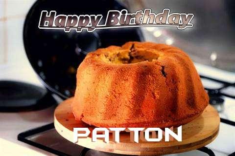 Patton Cakes