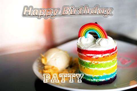 Birthday Images for Patty