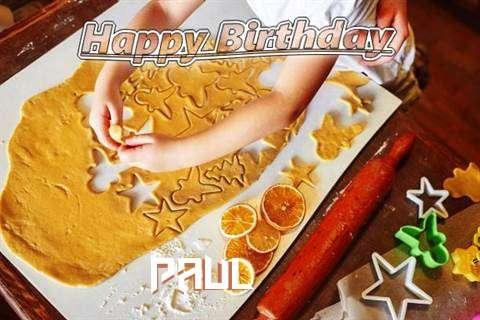 Paul Birthday Celebration