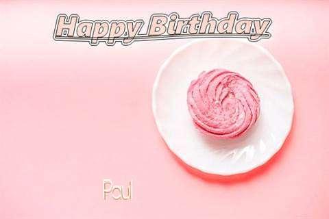 Wish Paul