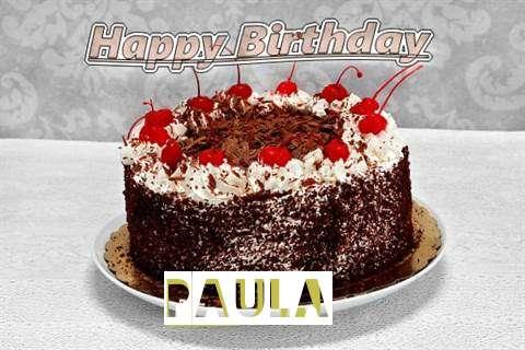 Happy Birthday Paula