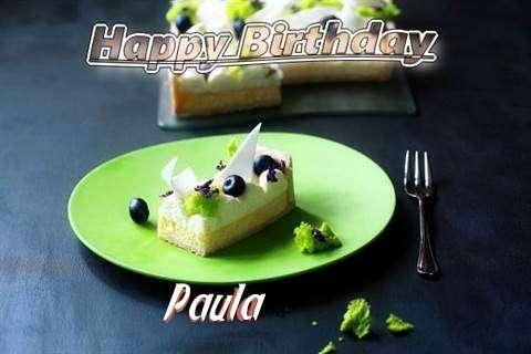 Paula Birthday Celebration