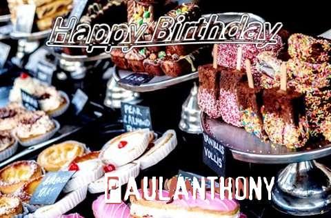 Happy Birthday to You Paulanthony