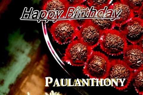 Wish Paulanthony